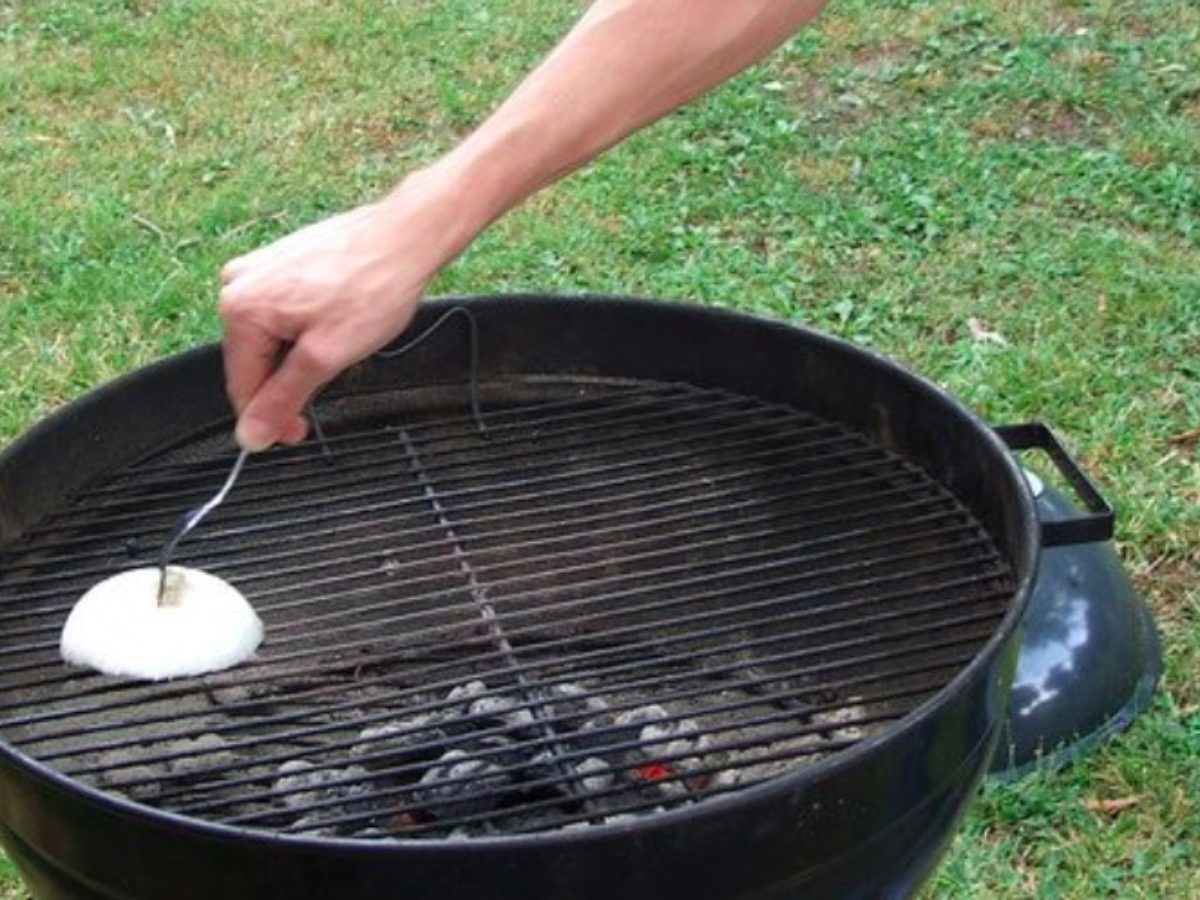 nettoyage grille barbecue